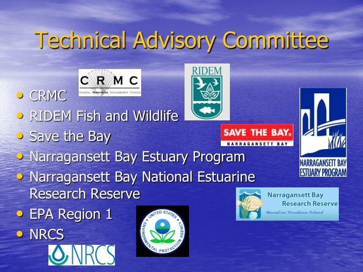 Technical Advisory Committee