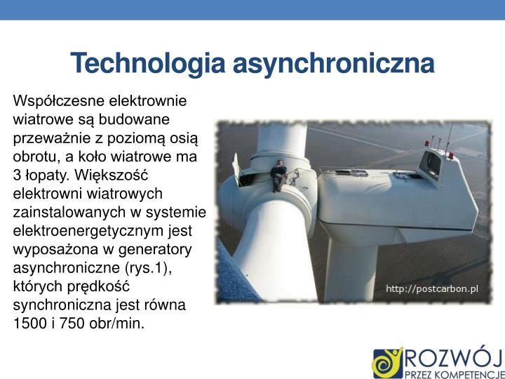 Technologia asynchroniczna