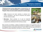 iii proyecto hidroel ctrico sogamoso beneficios ambientales transferencias de ley