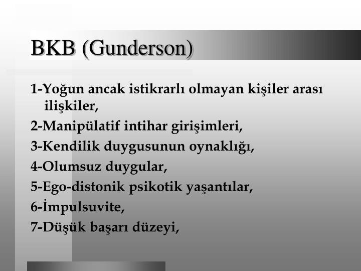 BKB (Gunderson)