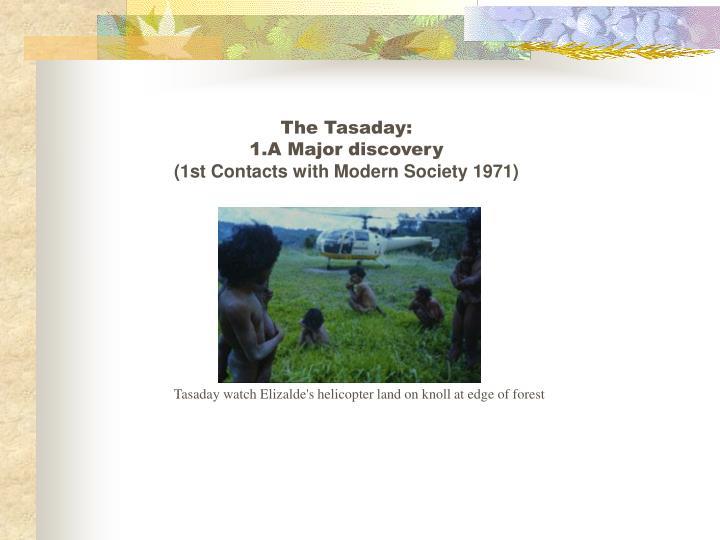 The Tasaday: