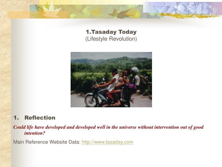 Tasaday Today