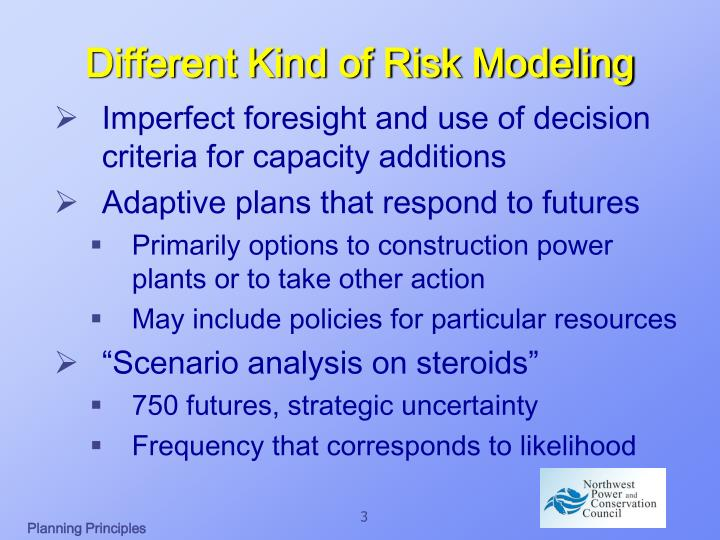 Different kind of risk modeling l.jpg