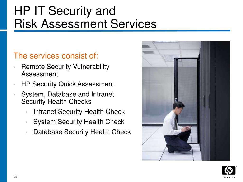 HP IT Security and
