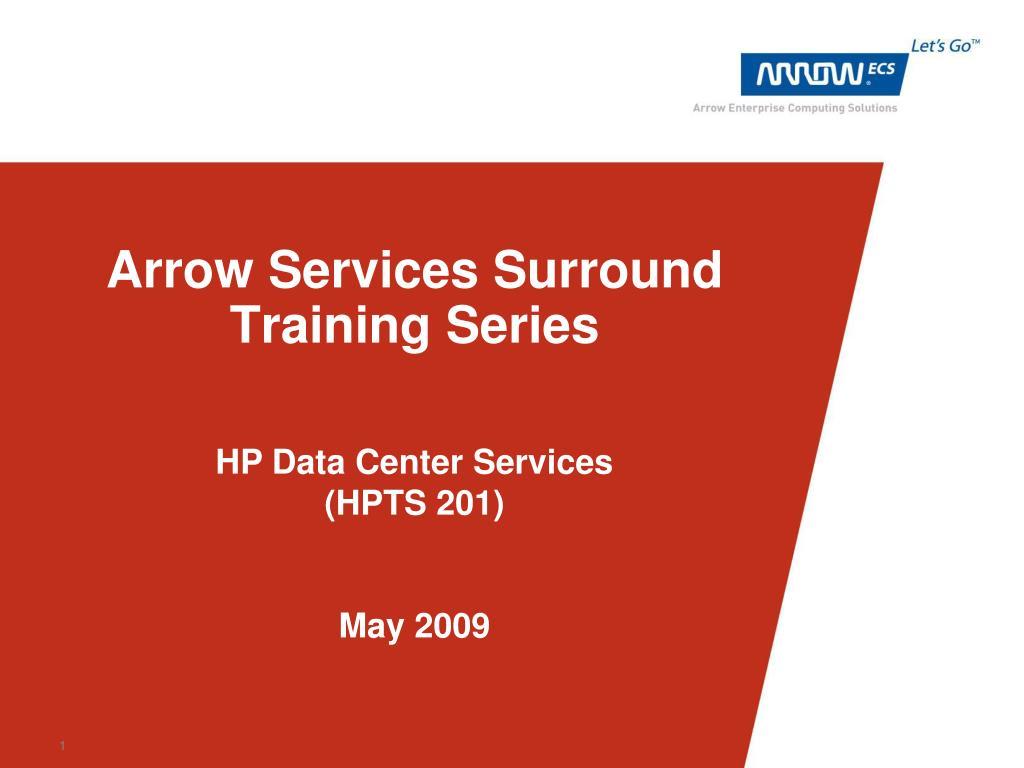 Arrow Services Surround