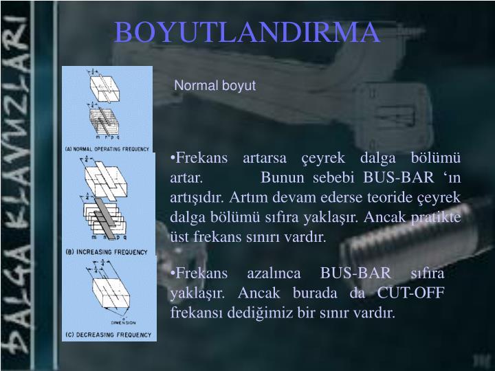 BOYUTLANDIRMA