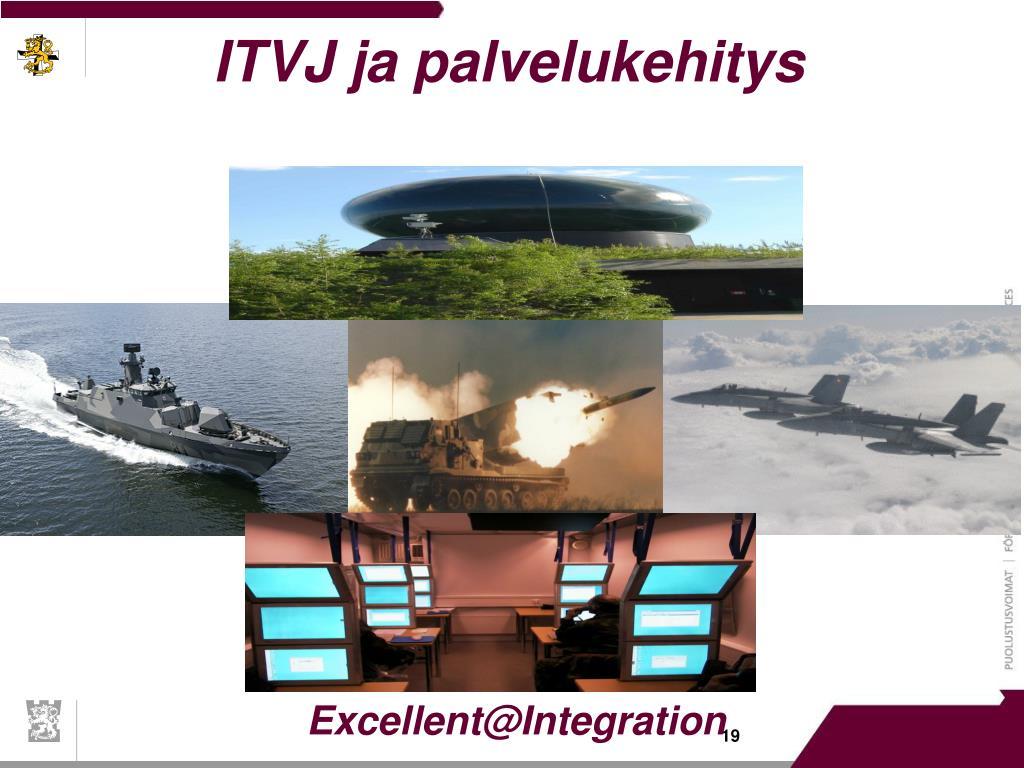 ITVJ ja palvelukehitys