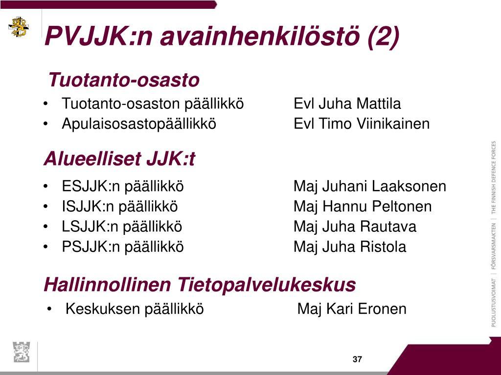 Keskuksen päällikköMaj Kari Eronen