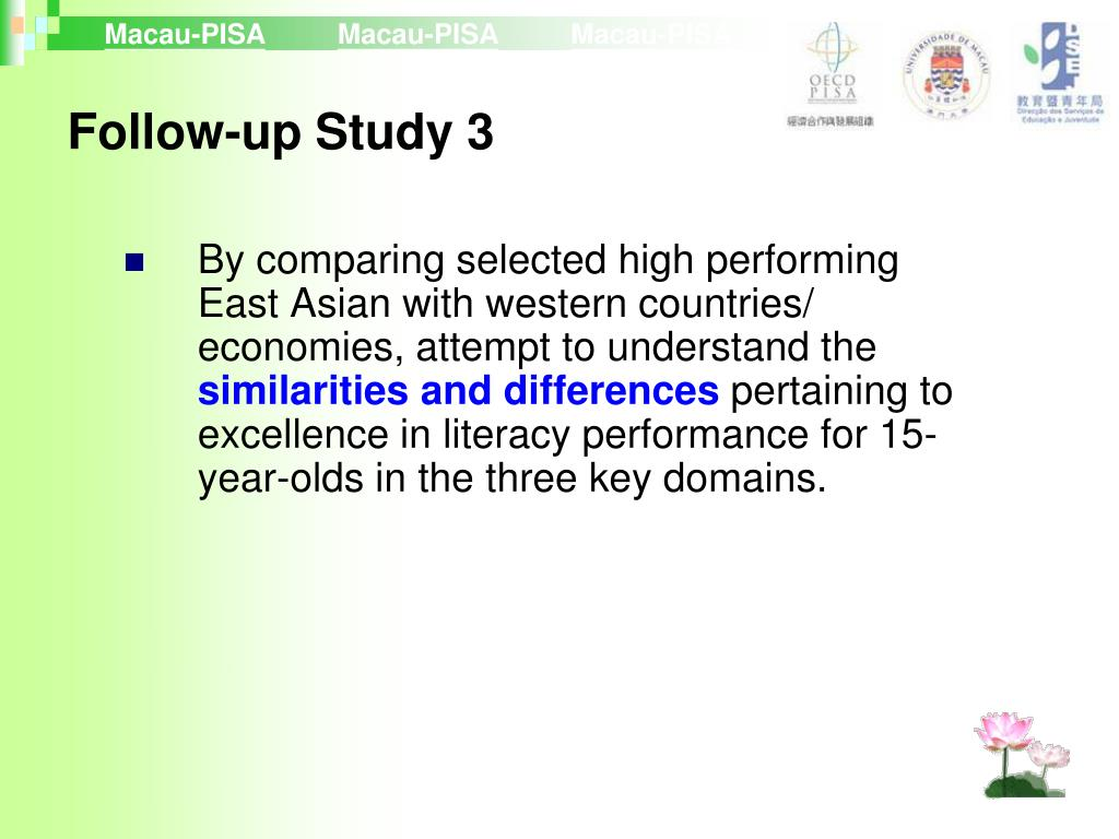 Follow-up Study 3