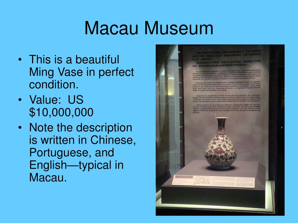 This is a beautiful Ming Vase in perfect condition.