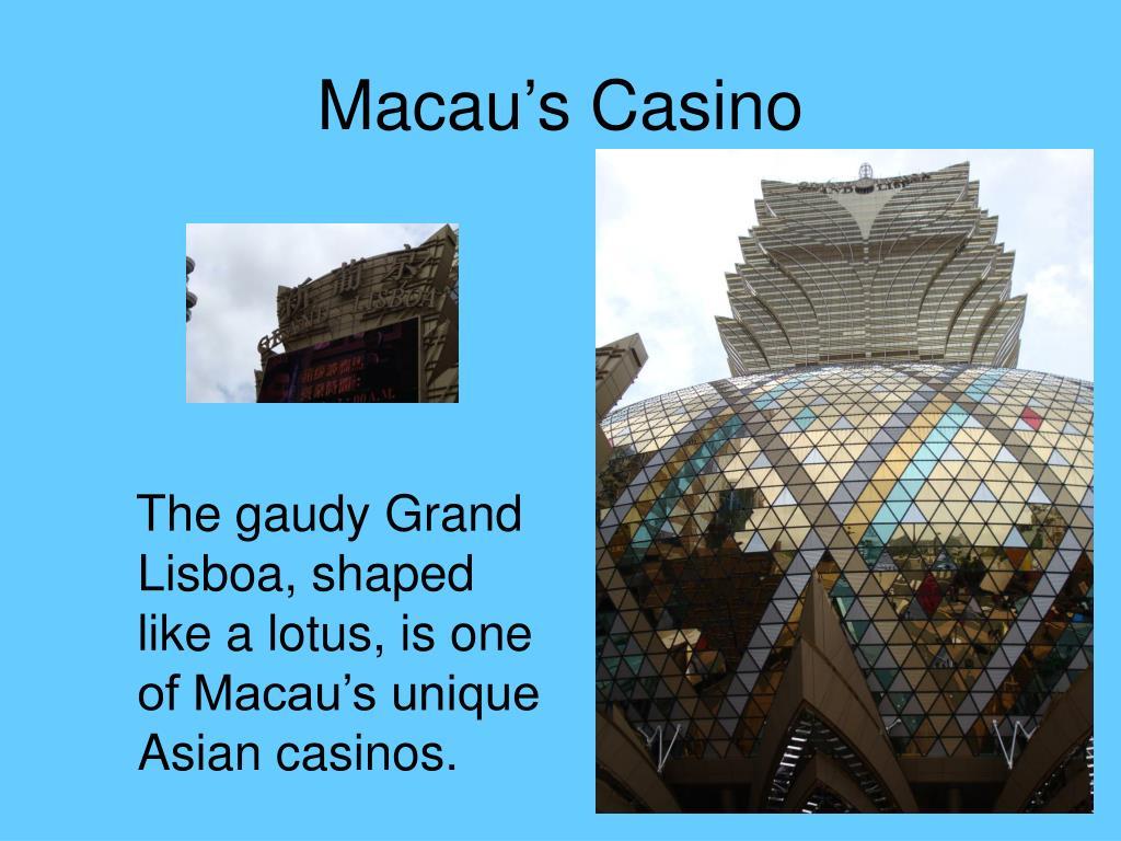 Macau's Casino