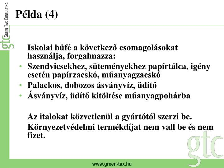 Példa (4)