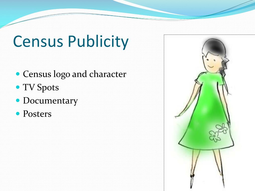 Census Publicity