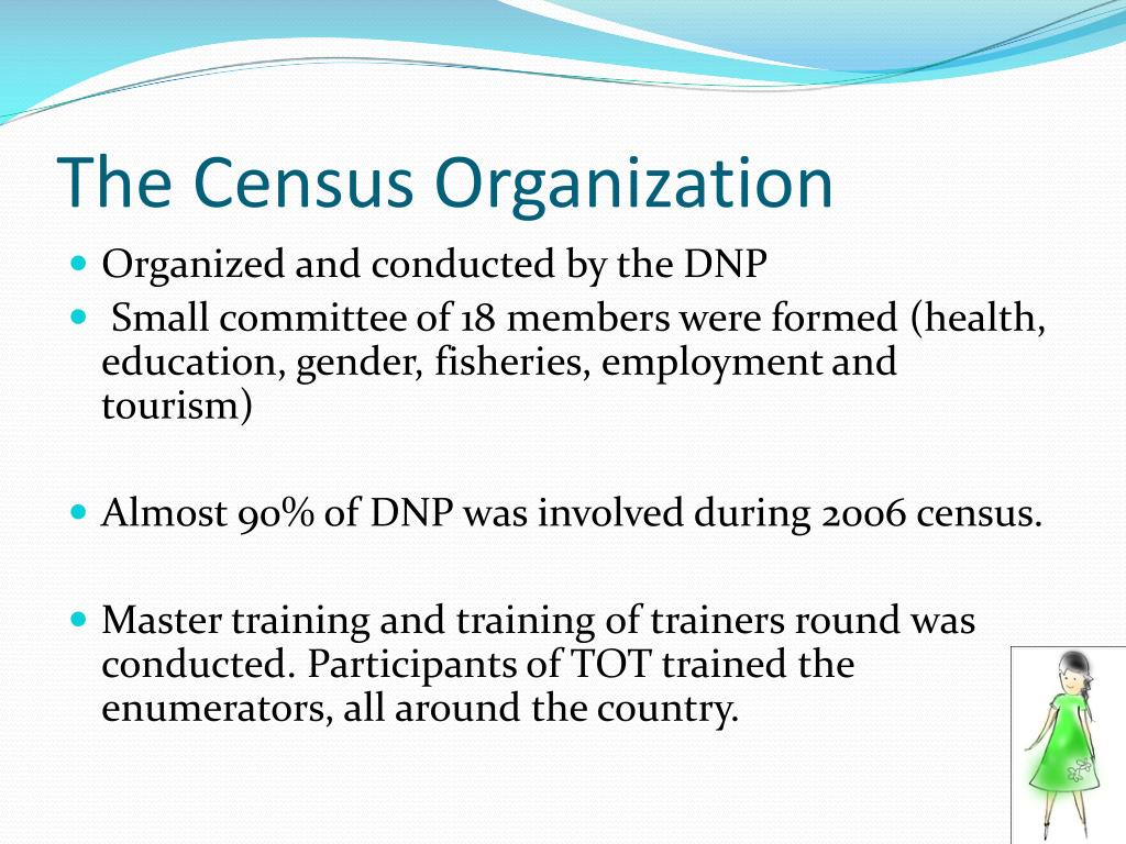 The Census Organization