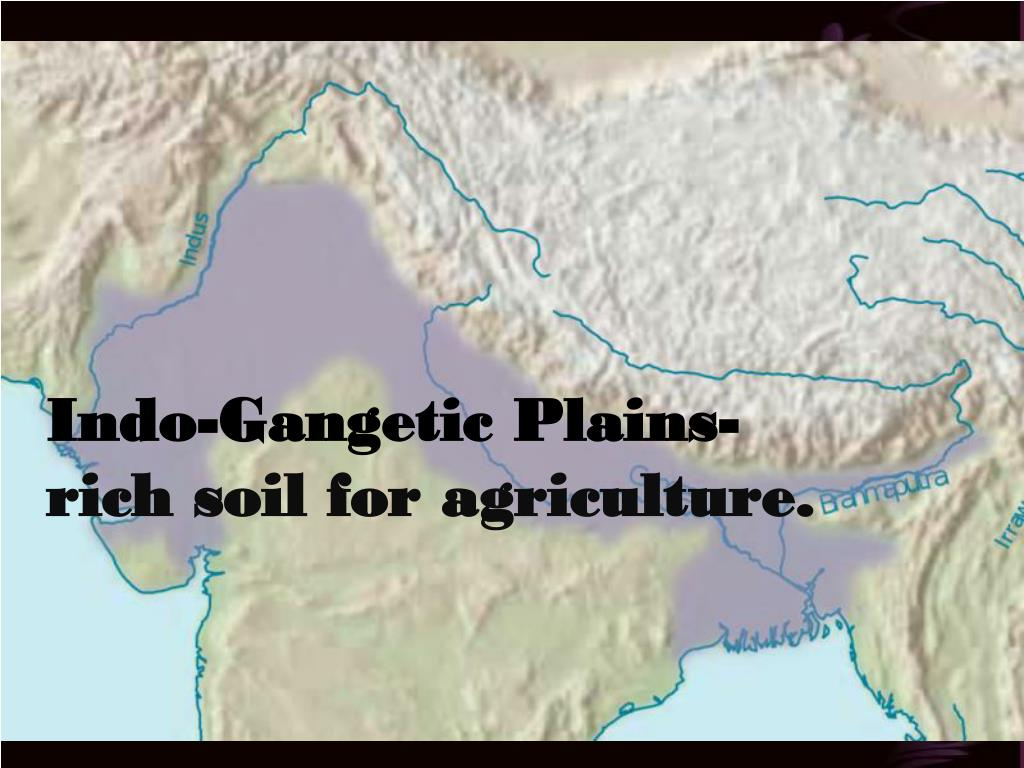 Indo-Gangetic Plains-