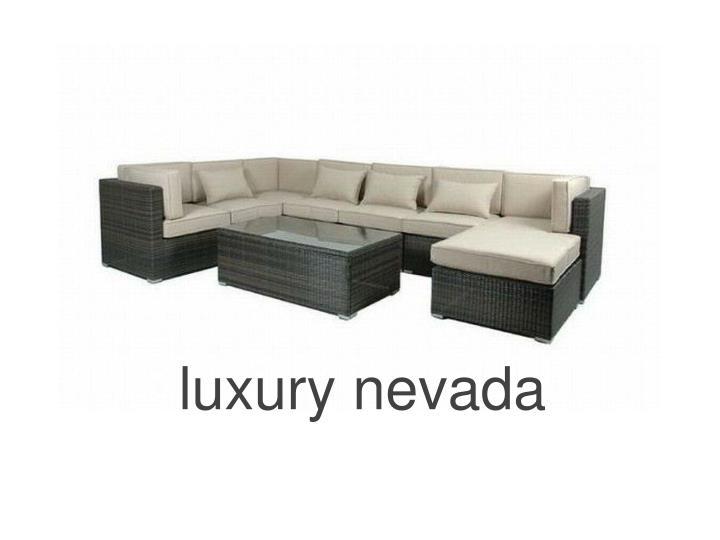 luxury nevada