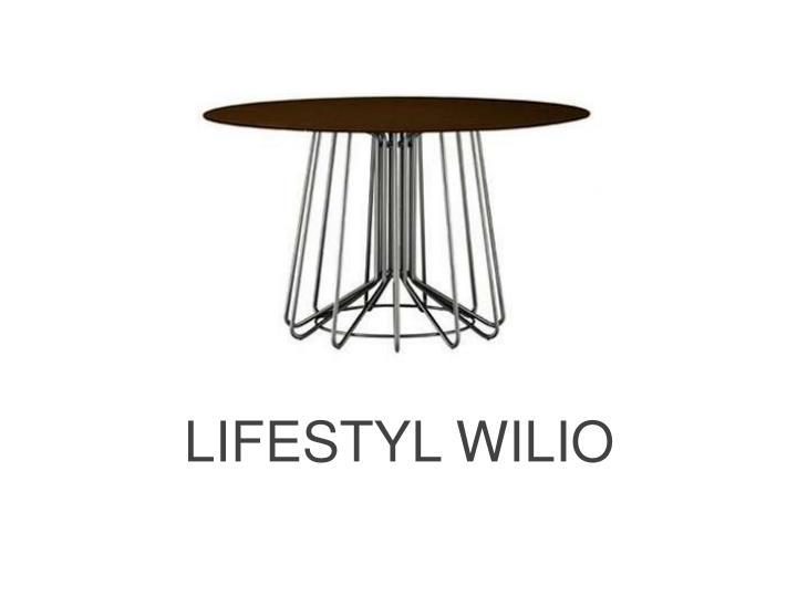 LIFESTYL WILIO