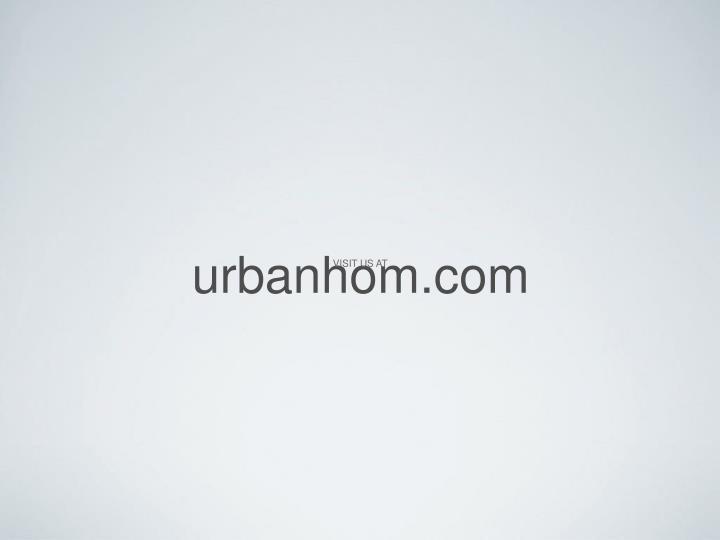 urbanhom.com