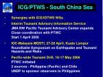 icg ptws south china sea