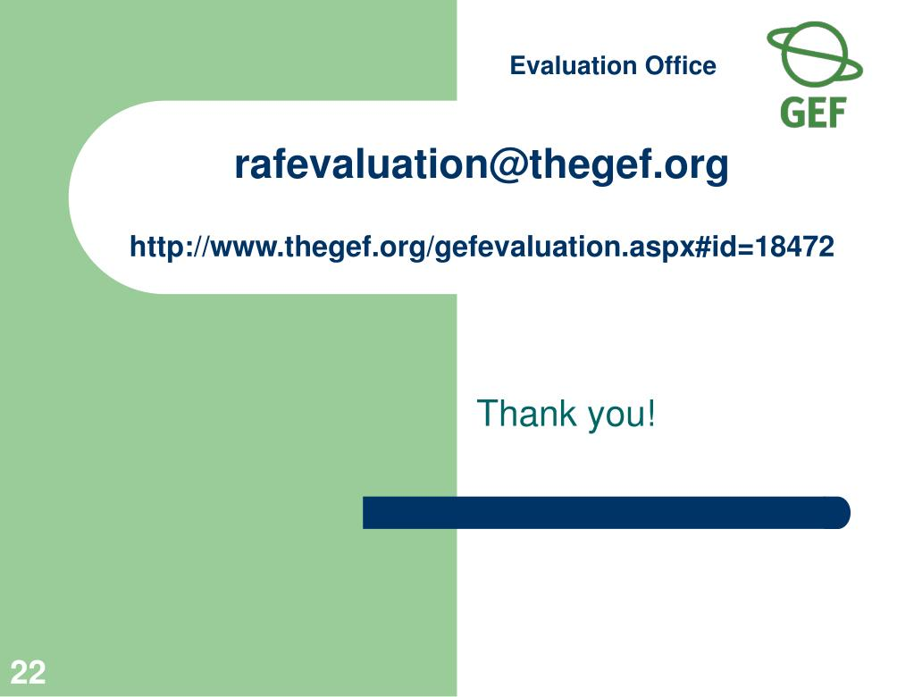rafevaluation@thegef.org