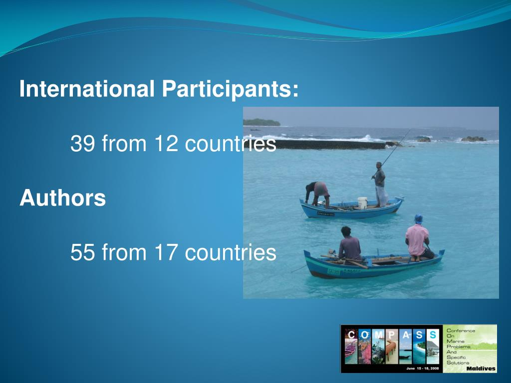 International Participants: