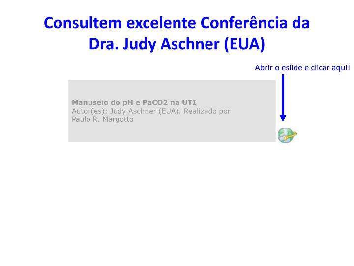 Consultem excelente Conferência da