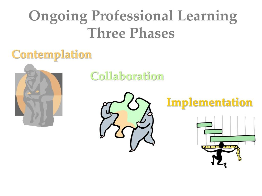 Ongoing Professional Learning