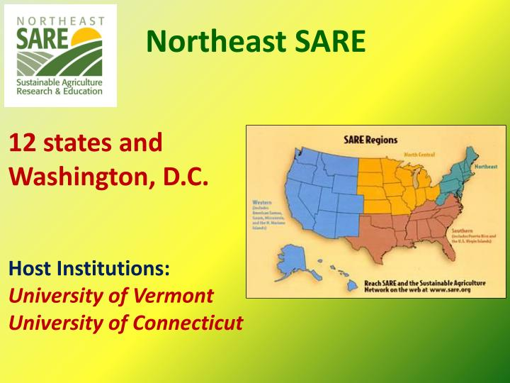 Northeast SARE
