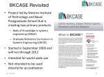 bkcase revisited