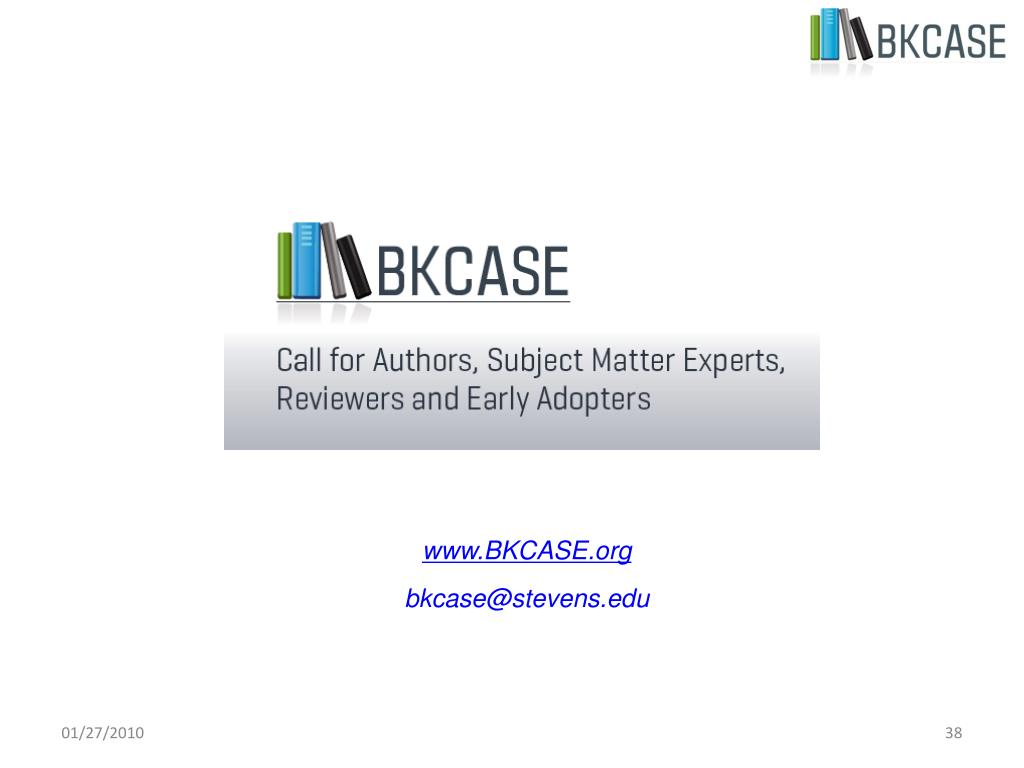 www.BKCASE.org