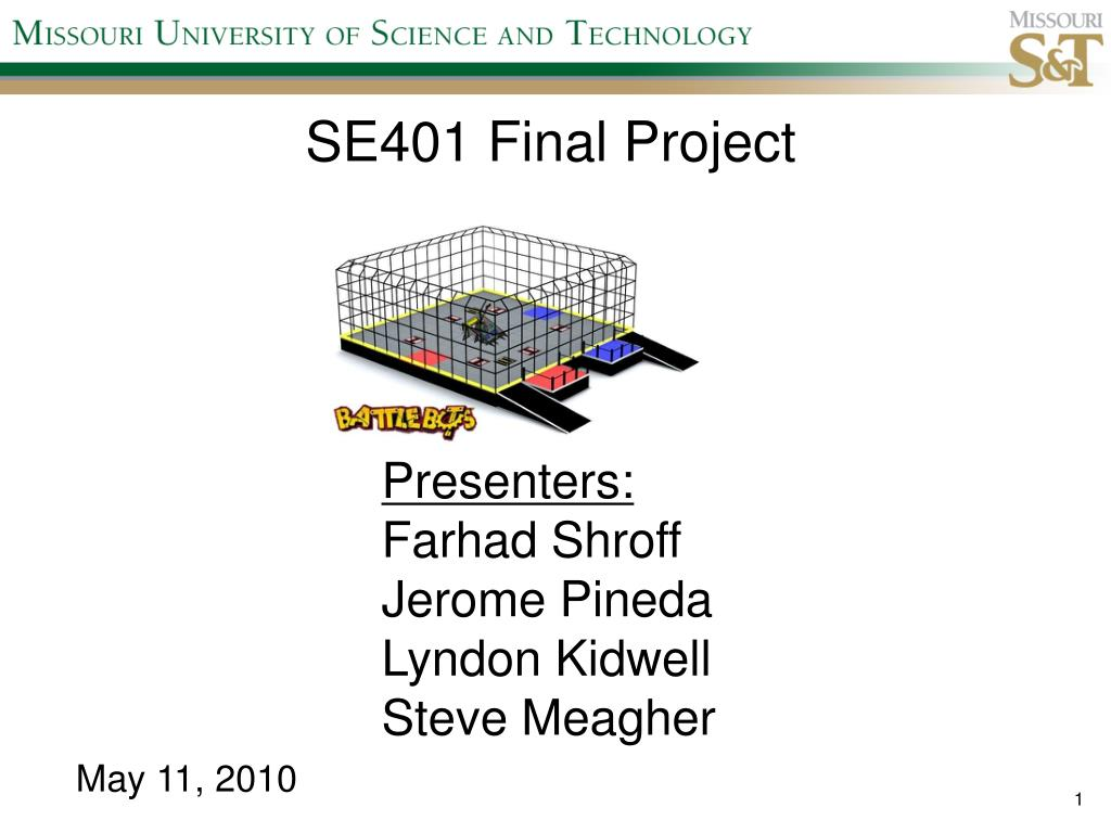 SE401 Final Project
