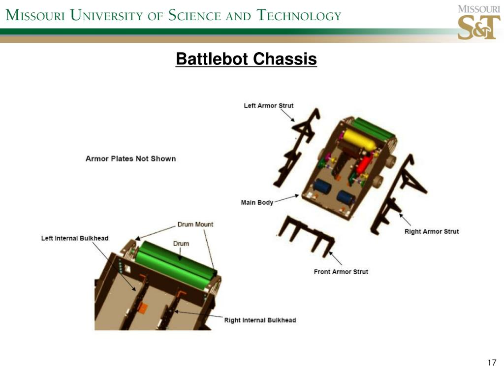 Battlebot Chassis