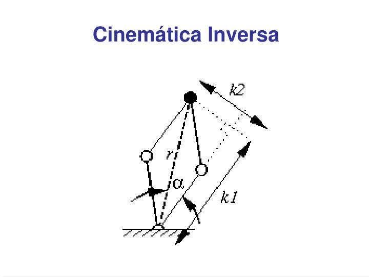 Cinemática Inversa