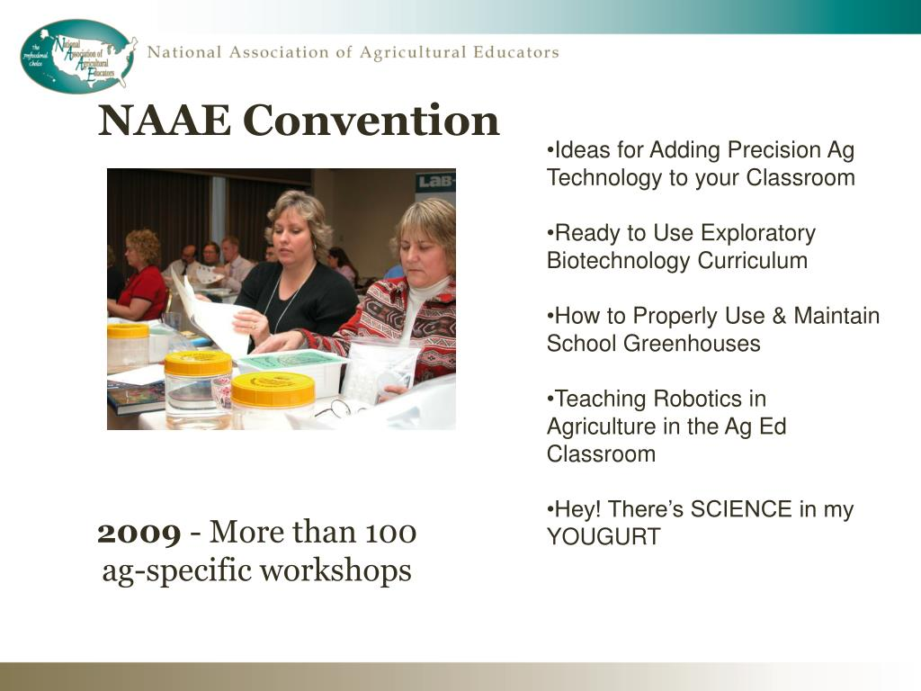 NAAE Convention