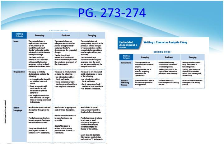 PG. 273-274
