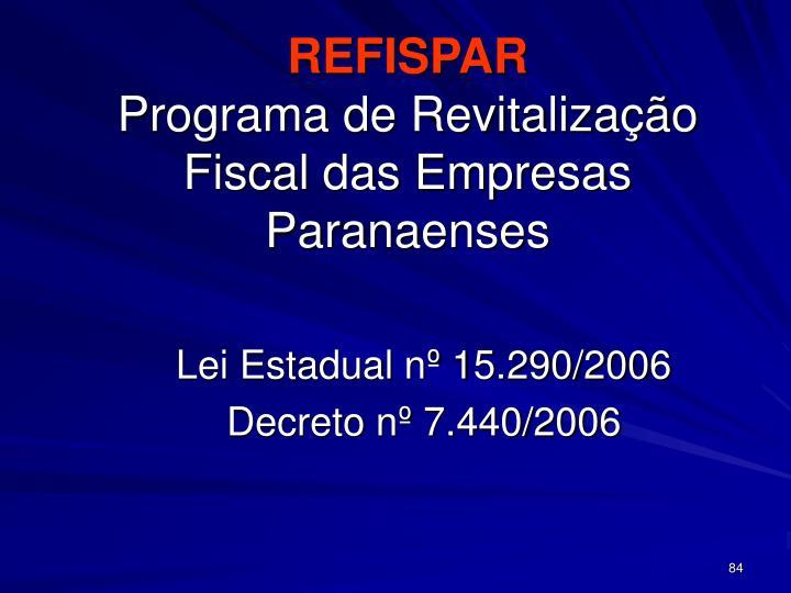 REFISPAR