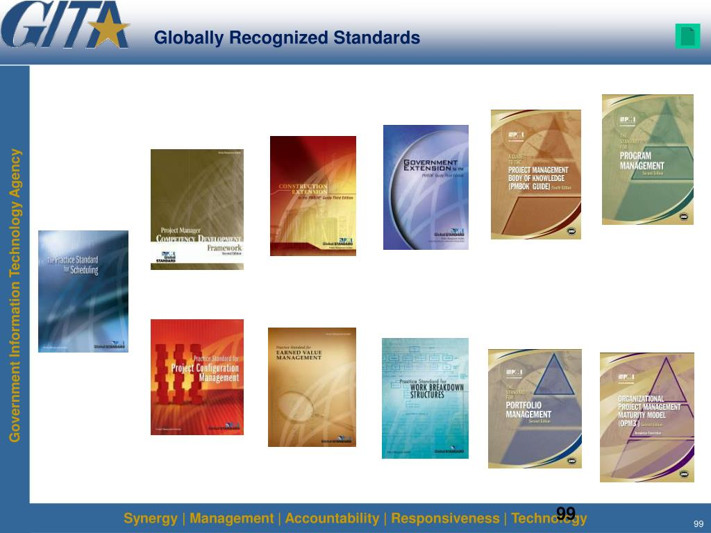 Globally Recognized Standards