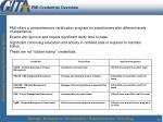 pmi credential overview