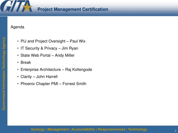Project management certification3