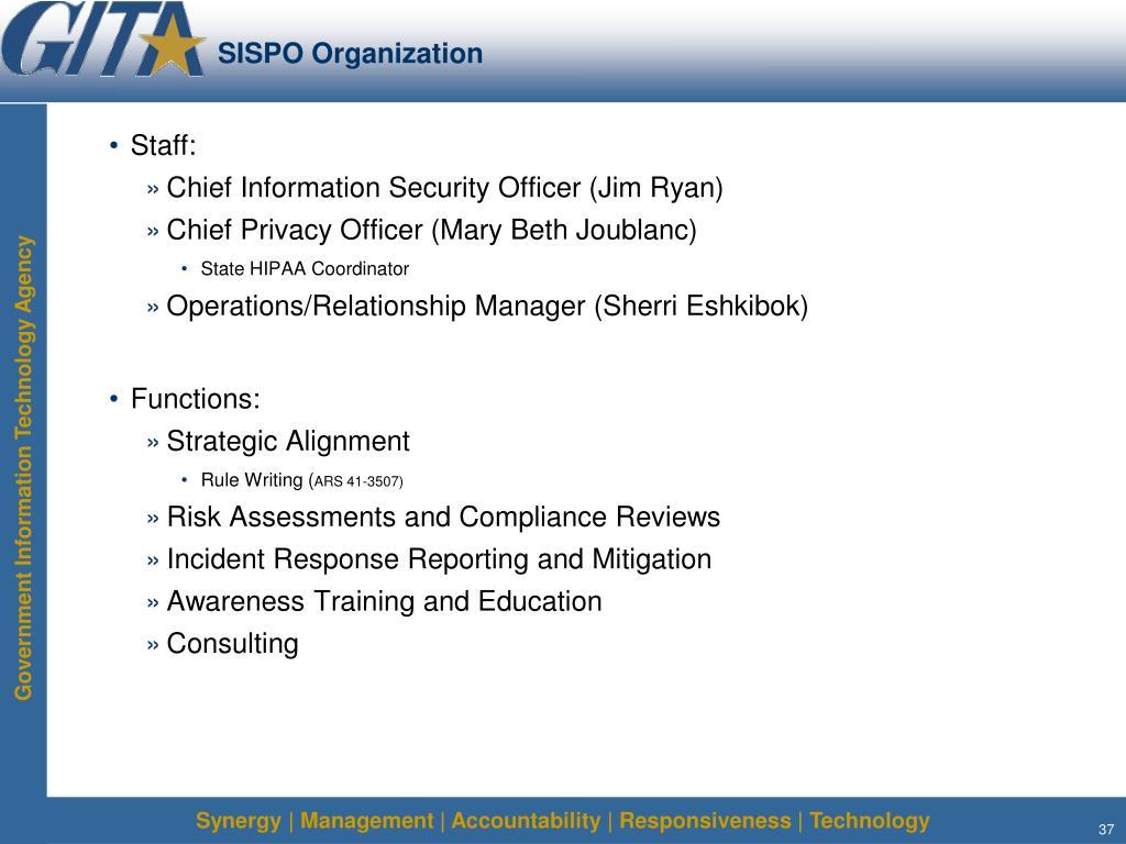 SISPO Organization