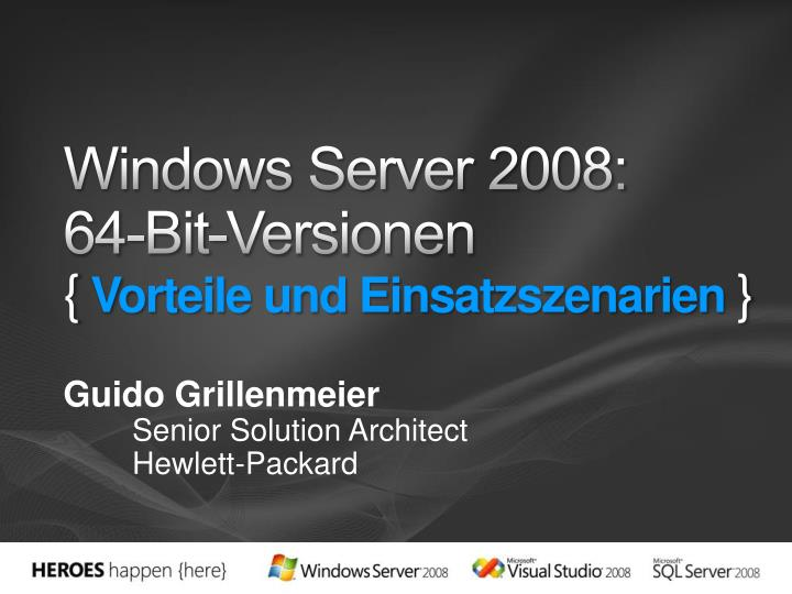 Windows Server 2008: