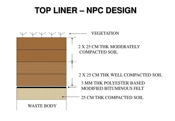 TOP LINER – NPC DESIGN