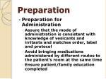 preparation1