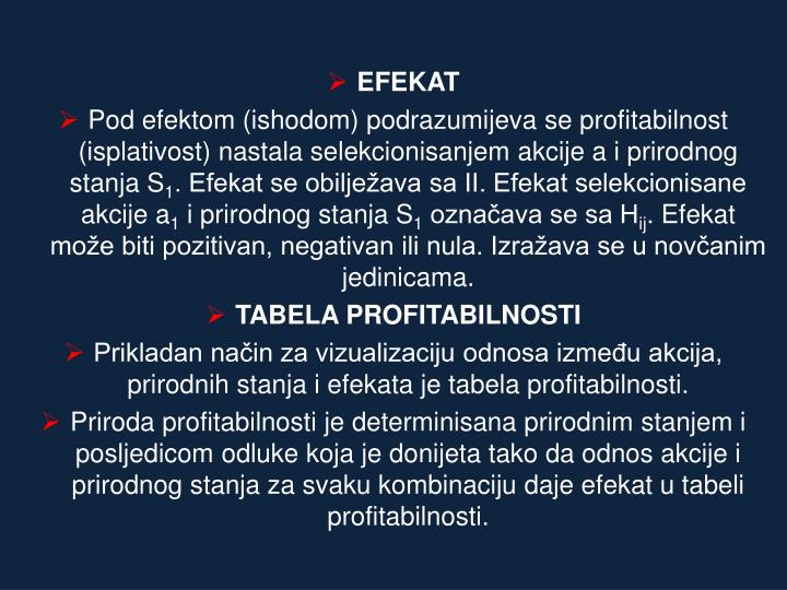 EFEKAT
