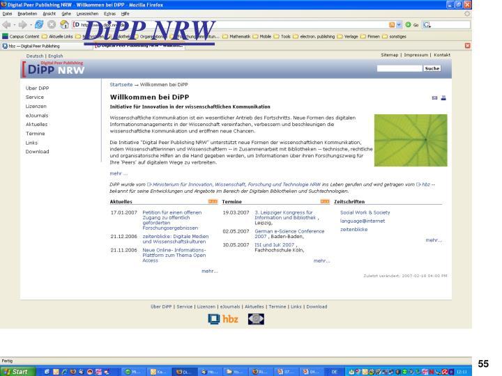 DiPP NRW