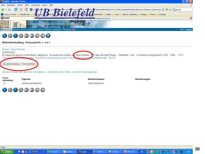 UB Bielefeld