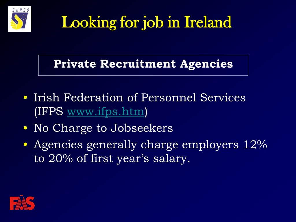 Irish Federation of Personnel Services (IFPS