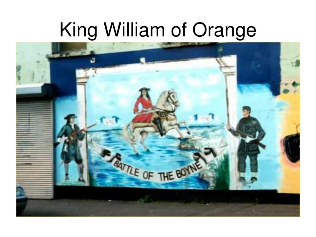 King William of Orange