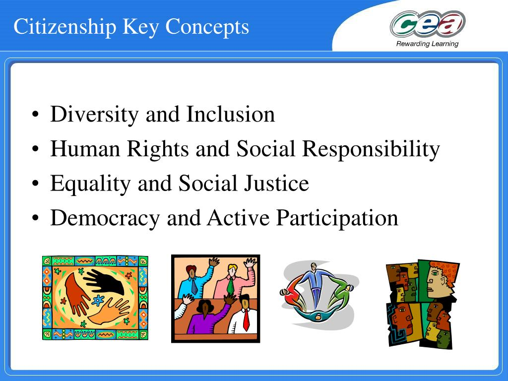 Citizenship Key Concepts