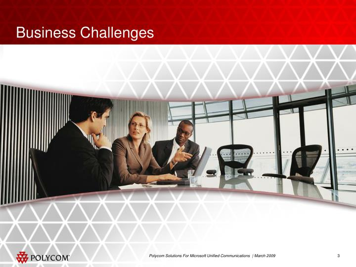 Business challenges l.jpg